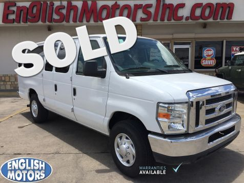 2014 Ford E-Series Wagon XLT in Brownsville, TX