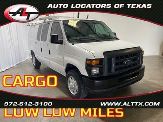 2014 Ford E-Series Cargo Van Commercial in Plano, TX 75093
