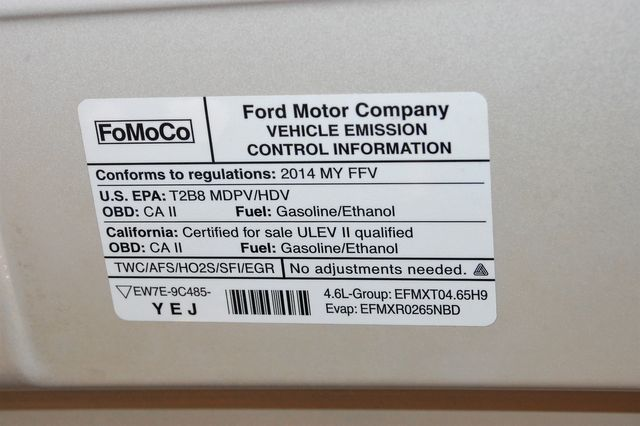 2014 Ford E250 Cargo Van Charlotte, North Carolina 29