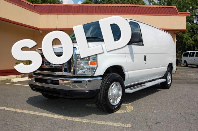 2014 Ford E250 Cargo Van Charlotte, North Carolina 0