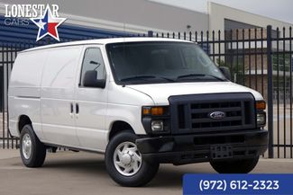 2014 Ford E250 Cargo Van Econoline One Owner Clean Carfax in Plano Texas, 75093