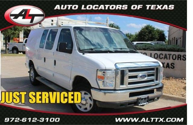 2014 Ford E-Series Cargo Van Commercial