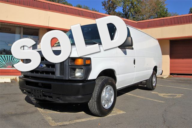 2014 Ford E350 Cargo Van Charlotte, North Carolina 0