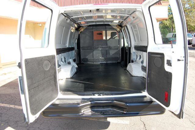 2014 Ford E350 Cargo Van Charlotte, North Carolina 11
