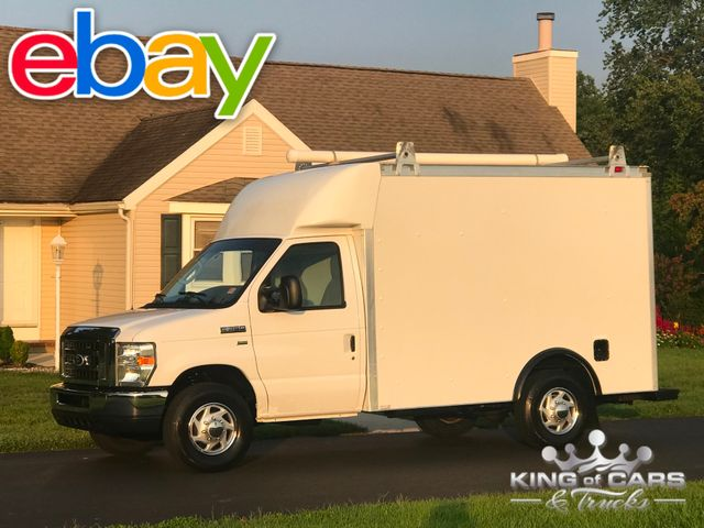 2014 Ford E350 Spartan UTILITY VAN 1-OWNER ONLY 78k MILES MINT