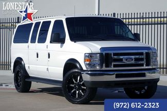 2014 Ford E350 Vans XLT 12 Passenger Clean Carfax in Plano Texas, 75093