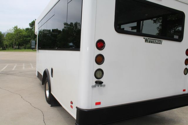2014 Ford E450 15 Passenger  Winnebago Shuttle Bus Irving, Texas 8