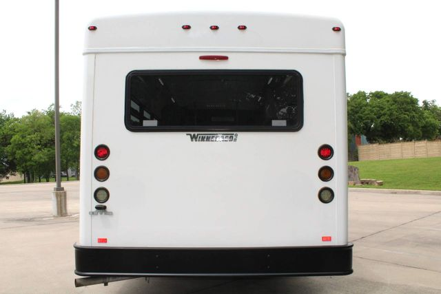 2014 Ford E450 15 Passenger  Winnebago Shuttle Bus Irving, Texas 9