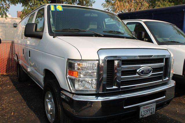 2014 Ford ECONOLINE E250 VAN