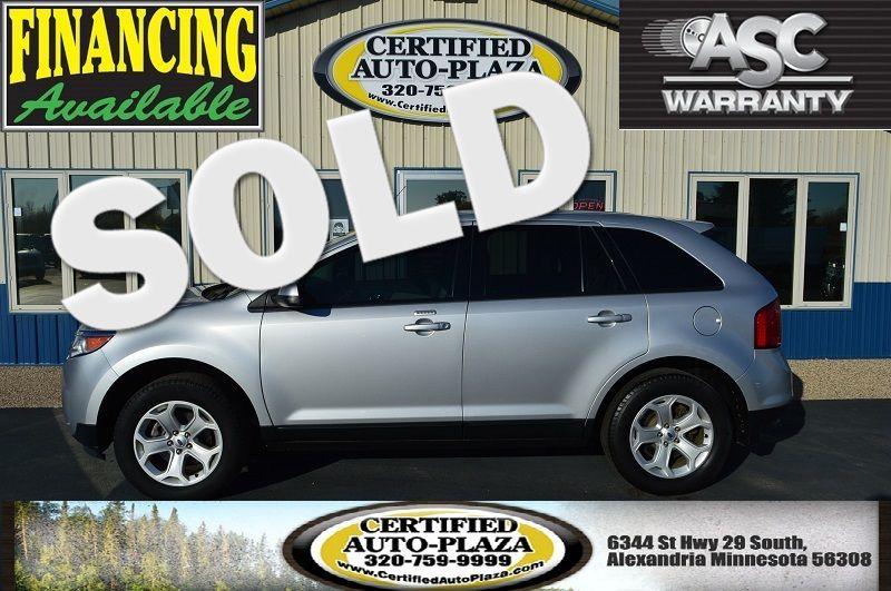 2014 Ford Edge SEL AWD in Alexandria Minnesota
