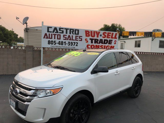 2014 Ford Edge SEL in Arroyo Grande, CA 93420