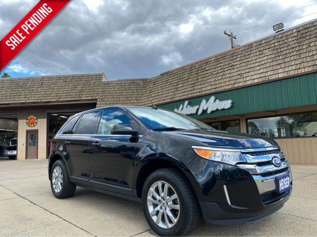 2014 Ford Edge Limited in Dickinson, ND 58601