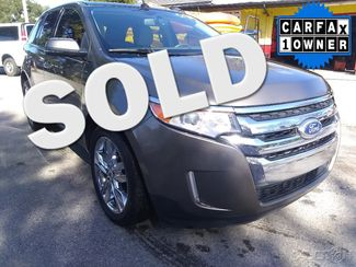 2014 Ford Edge Limited Dunnellon, FL