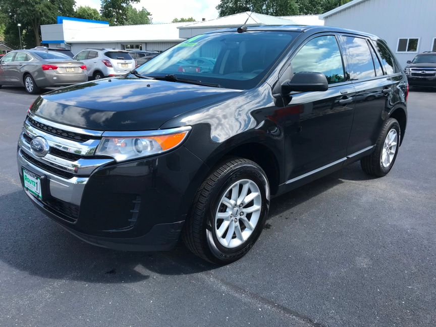 Ford Edge Se In Dyer In