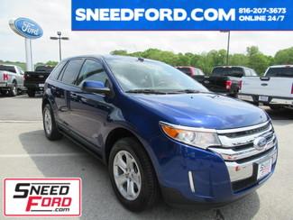 2014 Ford Edge SEL 2.0L I4 in Gower Missouri, 64454