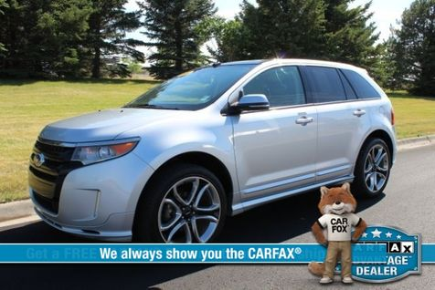 2014 Ford Edge 4d SUV AWD Sport in Great Falls, MT
