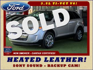 2014 Ford Edge Limited FWD - HEATED LEATHER - SONY SOUND! Mooresville , NC
