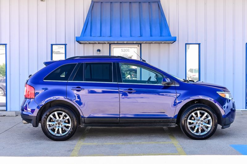 2014 Ford Edge 3.5L V6 LIMITED LEATHER BACK-UP CAMERA in Rowlett, Texas