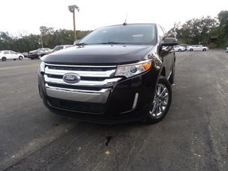 2014 Ford Edge Limited SEFFNER, Florida