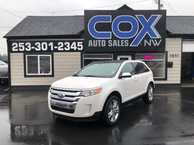 2014 Ford Edge Limited in Tacoma, WA 98409