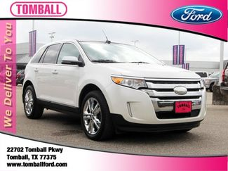 2014 Ford Edge Limited in Tomball, TX 77375