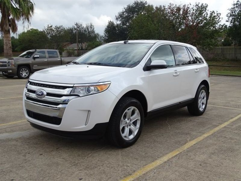 2014 Ford Edge SEL   Texas  Victoria Certified  in , Texas