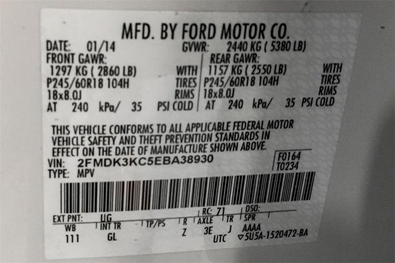 2014 Ford Edge Limited  city CA  M Sport Motors  in Walnut Creek, CA