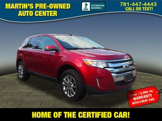 2014 Ford Edge Limited in Whitman, MA 02382