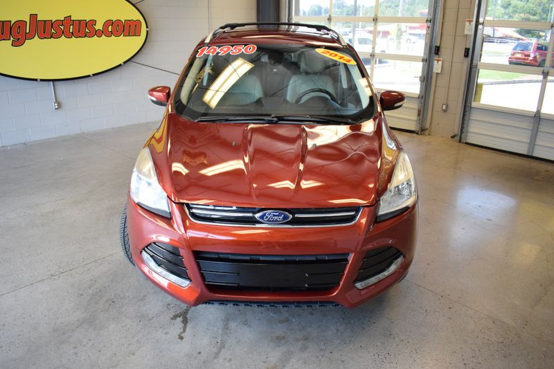 2014 Ford Escape Titanium  city TN  Doug Justus Auto Center Inc  in Airport Motor Mile ( Metro Knoxville ), TN