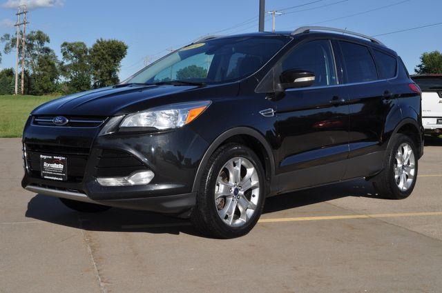 2014 Ford Escape Titanium in Bettendorf, Iowa 52722