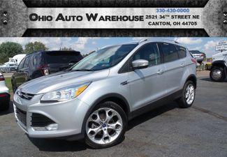 2014 Ford Escape Titanium 4X4 Leather EcoBoost 1-Owner We Finance | Canton, Ohio | Ohio Auto Warehouse LLC in  Ohio
