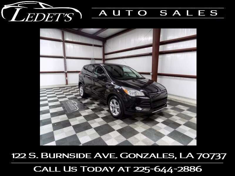 2014 Ford Escape SE - Ledet's Auto Sales Gonzales_state_zip in Gonzales Louisiana