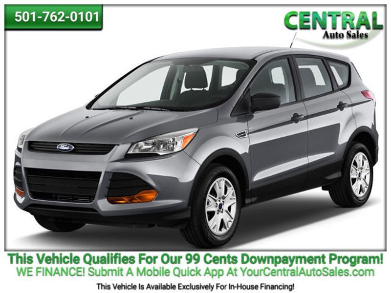 2014 Ford Escape S   Hot Springs, AR   Central Auto Sales in Hot Springs AR