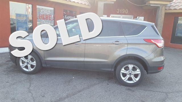 2014 Ford Escape SE AUTOWORLD (702) 452-8488 Las Vegas, Nevada