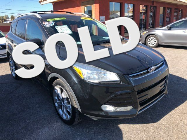2014 Ford Escape Titanium CAR PROS AUTO CENTER (702) 405-9905 Las Vegas, Nevada
