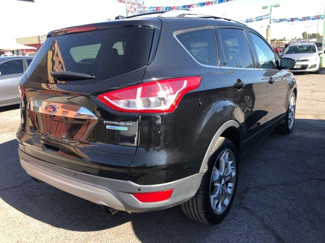 2014 Ford Escape Titanium CAR PROS AUTO CENTER (702) 405-9905 Las Vegas, Nevada 1