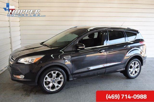 2014 Ford Escape Titanium in McKinney, Texas 75070