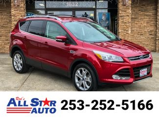 2014 Ford Escape Titanium AWD in Puyallup Washington, 98371