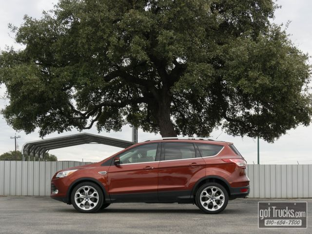 2014 Ford Escape Titanium EcoBoost I4