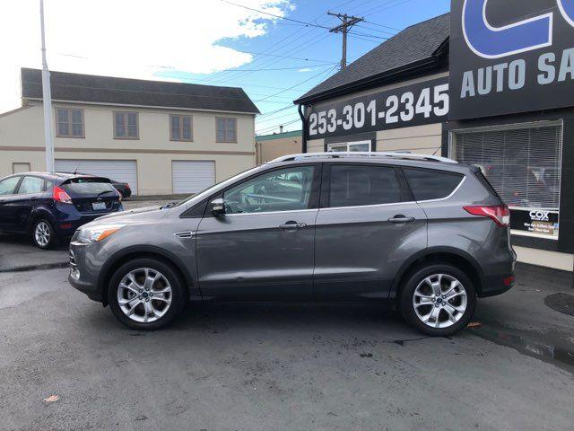 2014 Ford Escape Titanium in Tacoma, WA 98409