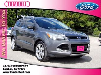 2014 Ford Escape Titanium in Tomball, TX 77375