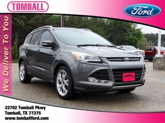 2014 Ford Escape Titanium in Tomball, TX 77375