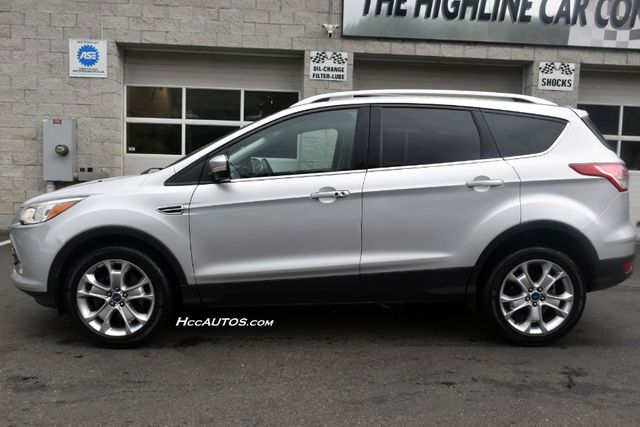 2014 Ford Escape Titanium Waterbury, Connecticut 3