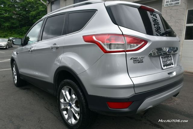 2014 Ford Escape Titanium Waterbury, Connecticut 4
