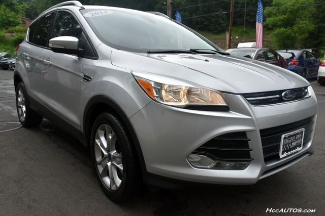 2014 Ford Escape Titanium Waterbury, Connecticut 8