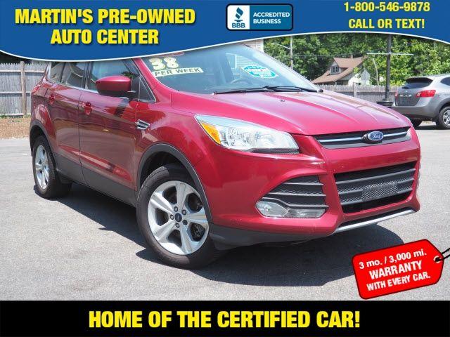 2014 Ford Escape SE in Whitman, MA 02382