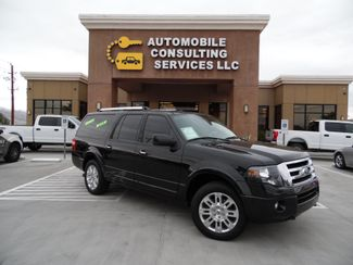 2014 Ford Expedition EL Limited 4x4 in Bullhead City AZ, 86442-6452