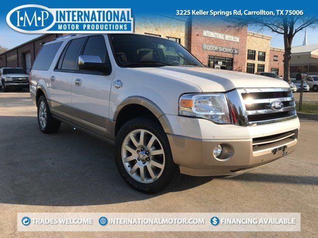 2014 Ford Expedition EL King Ranch in Carrollton, TX 75006