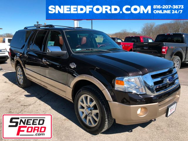 2014 Ford Expedition EL King Ranch 4X4
