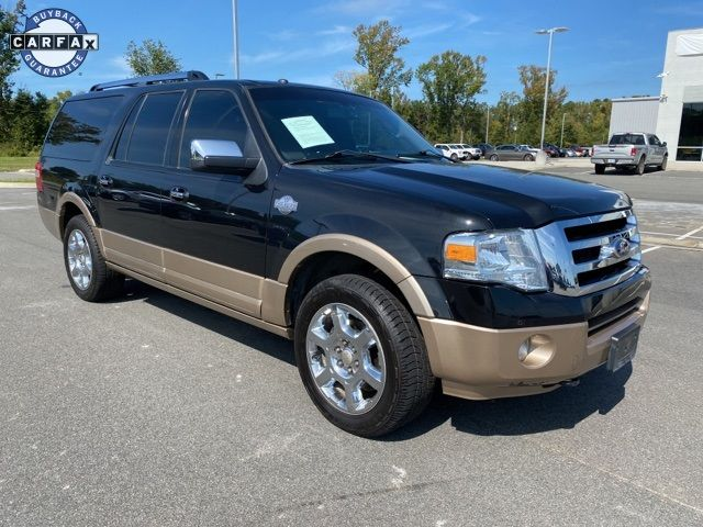 2014 Ford Expedition EL King Ranch Madison, NC 7
